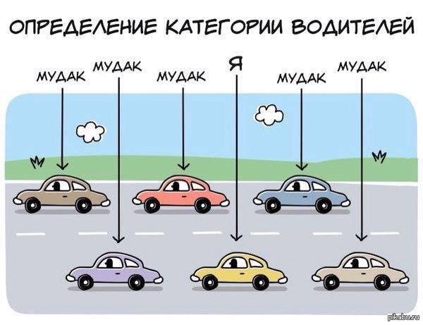 День водителя шутки и смешные картинки (10)