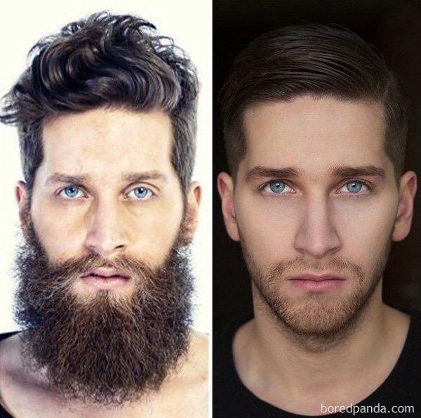 бородачи против бритолицых (1)