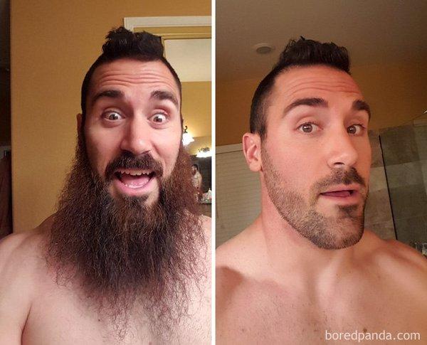бородачи против бритолицых (2)