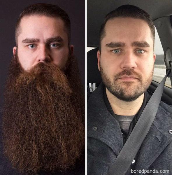 бородачи против бритолицых (3)