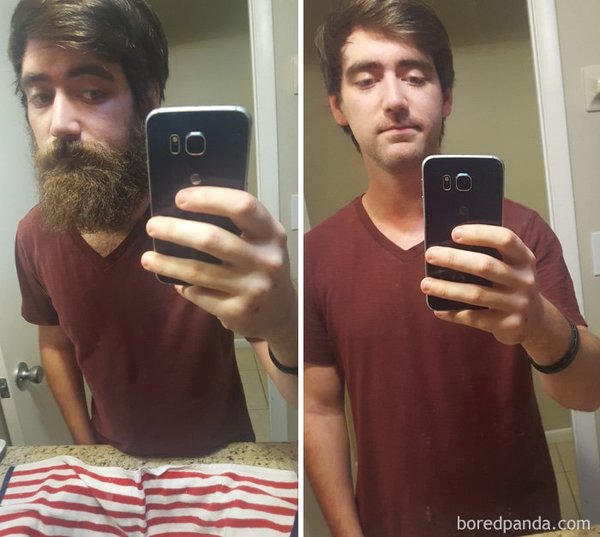 бородачи против бритолицых (7)