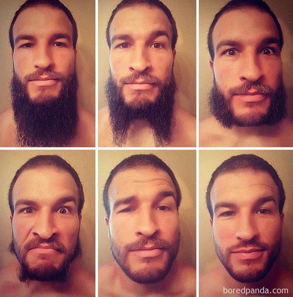 бородачи против бритолицых (8)