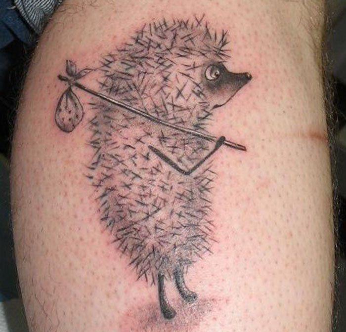 Чисто русские тату фотографии готовых татуировок (19)