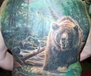 Суровые русские татуировки фото