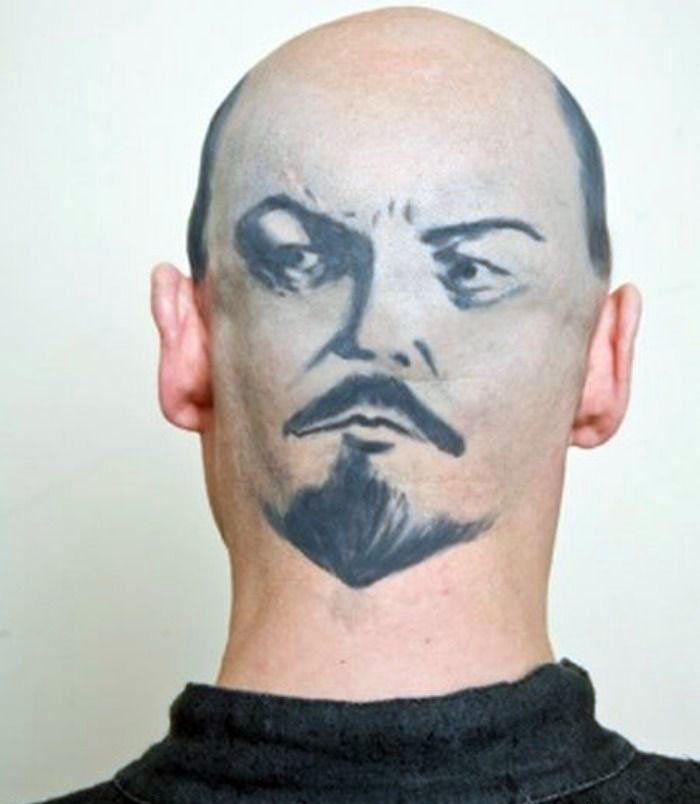 Чисто русские тату фотографии готовых татуировок (4)