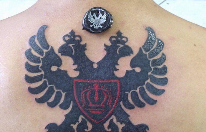 Чисто русские тату фотографии готовых татуировок (5)