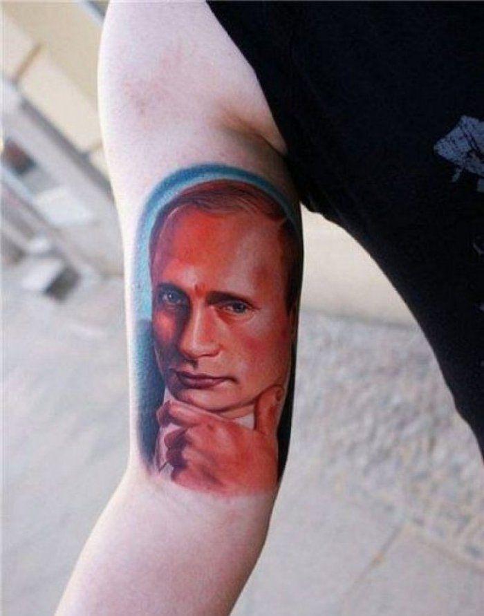 Чисто русские тату фотографии готовых татуировок (7)