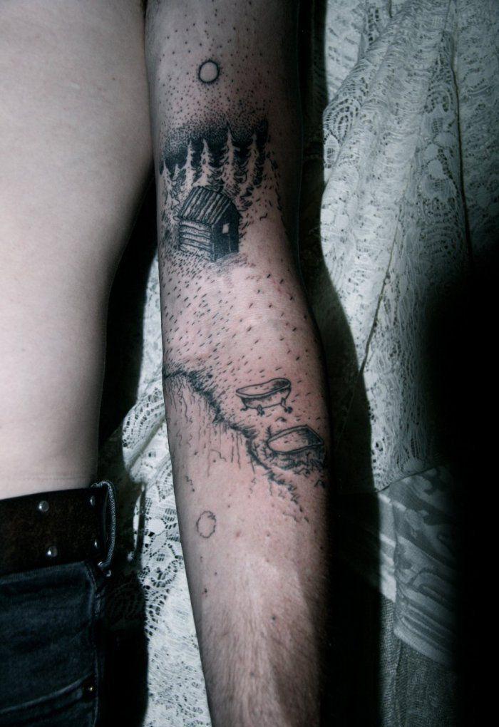 Чисто русские тату фотографии готовых татуировок (9)
