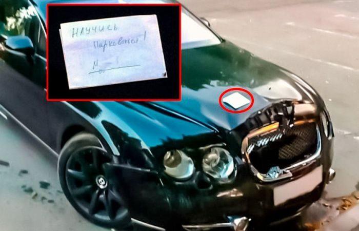 как мстят автомобилистам фото (5)