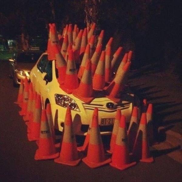 как мстят автомобилистам фото (9)