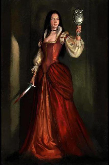 Кровавая графиня Батори (1)