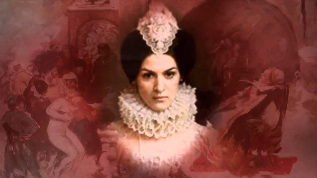 Кровавая графиня Батори (3)