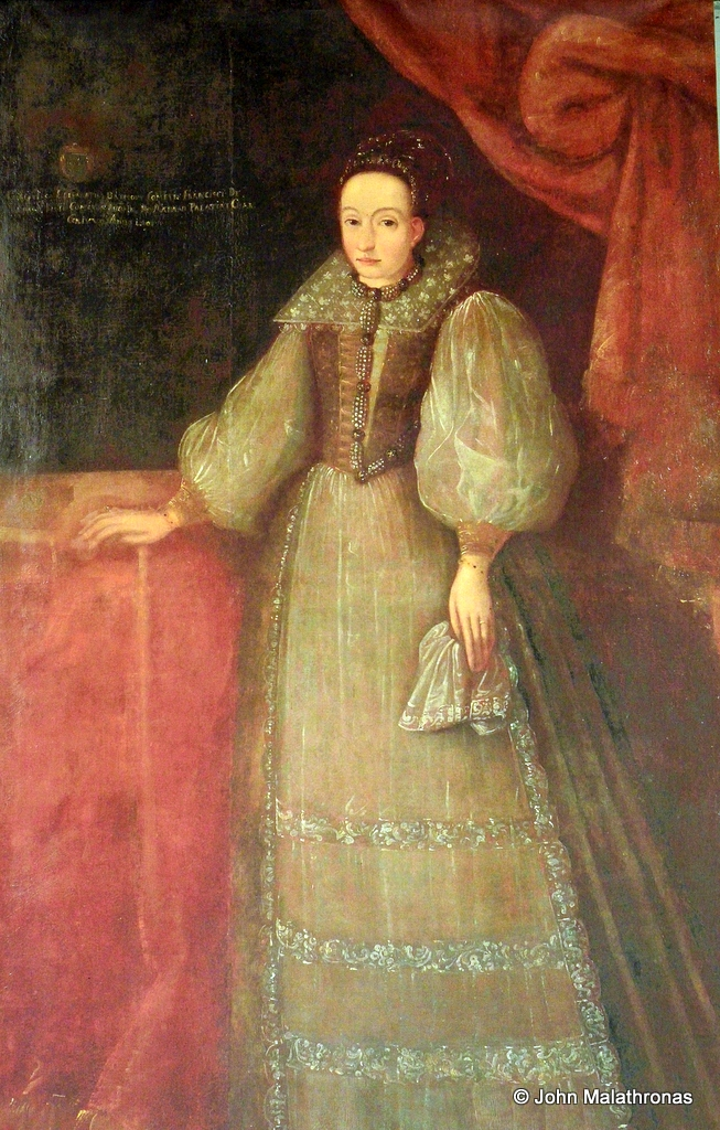 Кровавая графиня Батори (4)