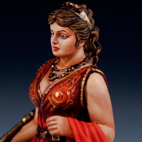 Римлянка Валерия Мессалина - обольстительница (1)