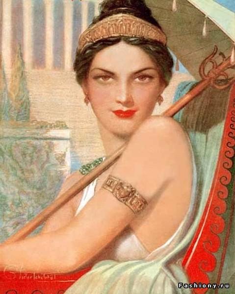 Римлянка Валерия Мессалина - обольстительница (2)
