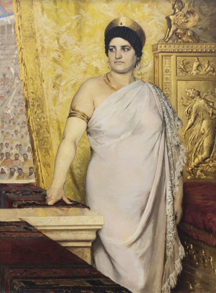 Римлянка Валерия Мессалина - обольстительница (3)
