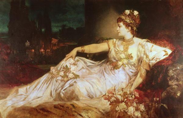 Римлянка Валерия Мессалина - обольстительница (4)