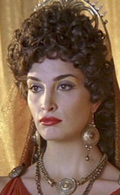 Римлянка Валерия Мессалина - обольстительница (5)