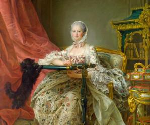 Маркиза де Помпадур — биография, фото, личная жизнь…