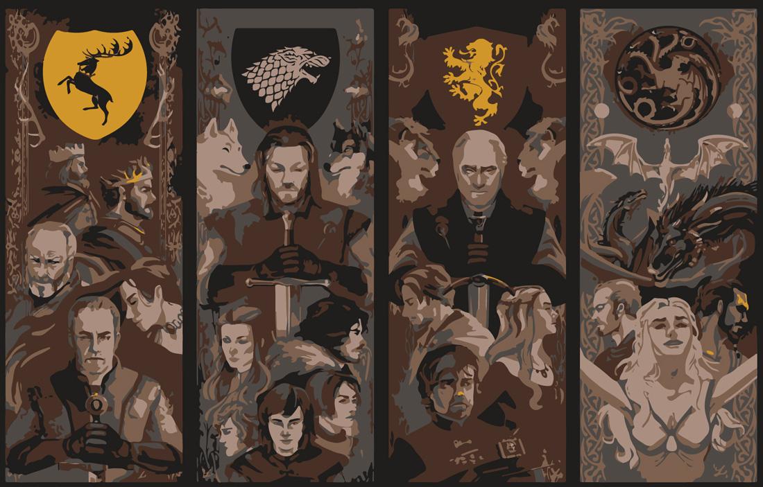 Фан-арт-Игра-престолов-(1)