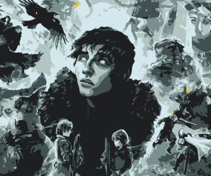Игра престолов — арты по книге и Дейнерис