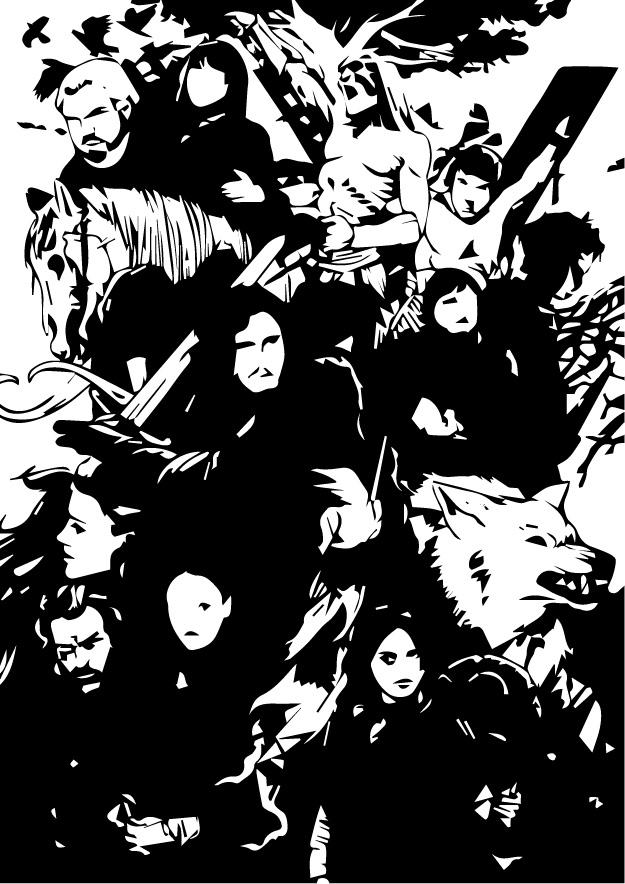Фан-арт-Игра-престолов-(6)