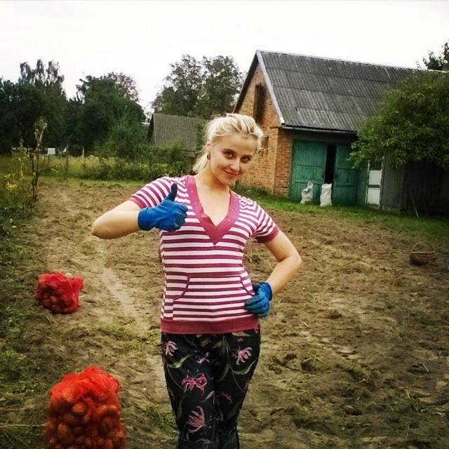 белорусы и картошка фото (1)