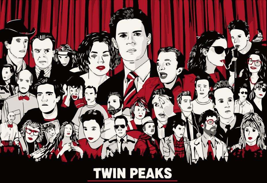 TWIN-PEAKS-постеры_фан_арт_рисунки-(6)