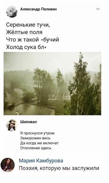 свежие мемы - ноябрь 2018 (10)