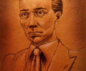 Александр Беляев — портрет, фото