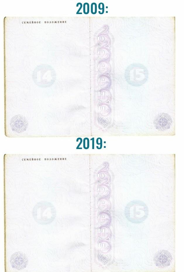 челлендж 2009 2019 приколы мемы картинки (33)