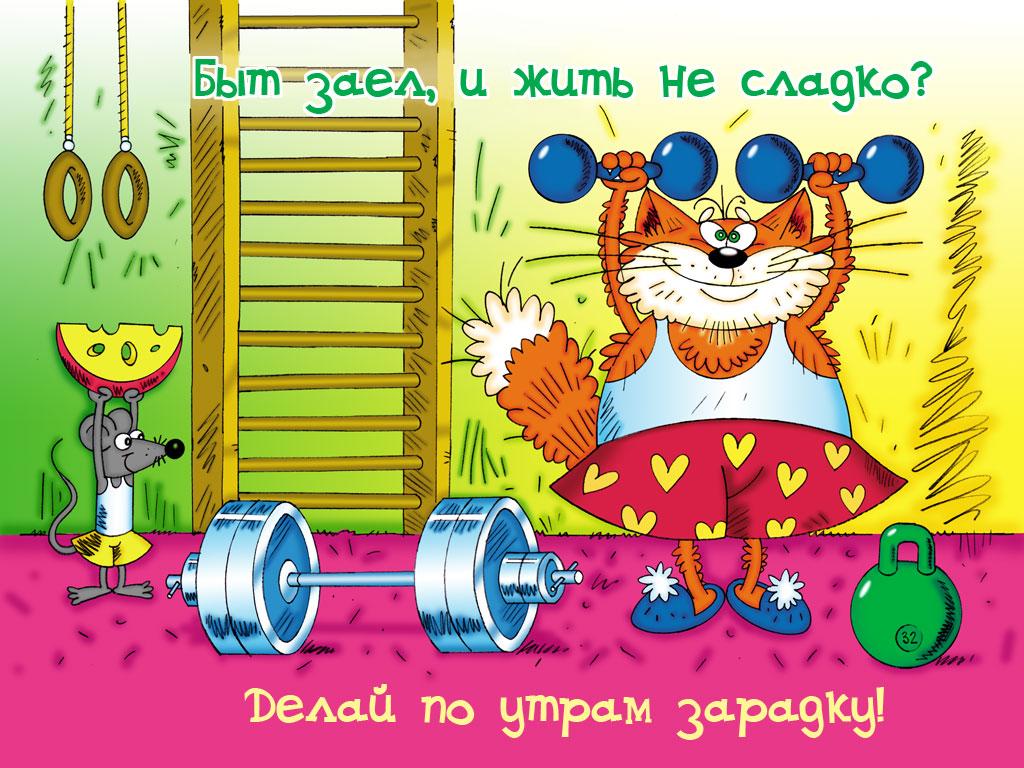 День физкультурника приколы картинки (3)