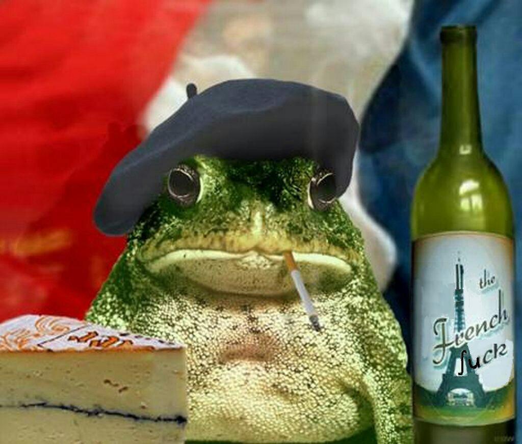 приколы и мемы про французов (1)