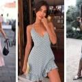Как быть дома красивой: домашние платья